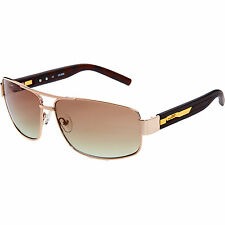 Señoras Gafas de sol de aviador Guess oro entonado RRP £ 150 Brand New Authentic