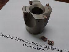 2 90 Degree Indexable Face Mill Shell Mill Sandvik R390 11t308 506 Sdvk 2