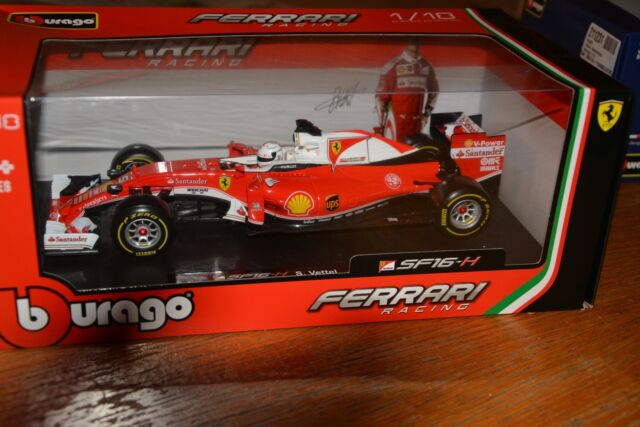 Ferrari Racing SF16H Vettel 1:18