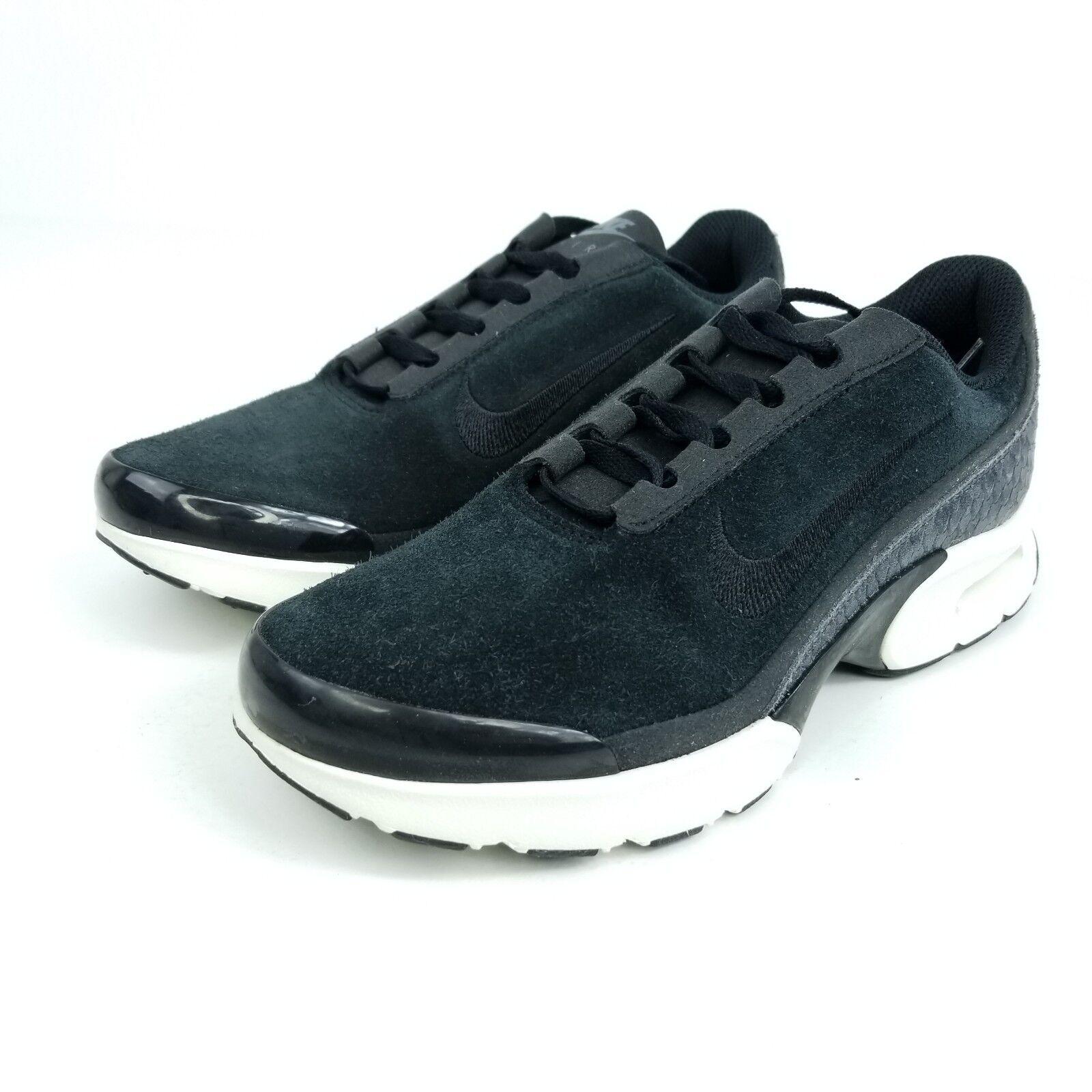 NIKE Air Max Jewell PRM TXT Womens Sz 7.5 shoes Black 917672 002