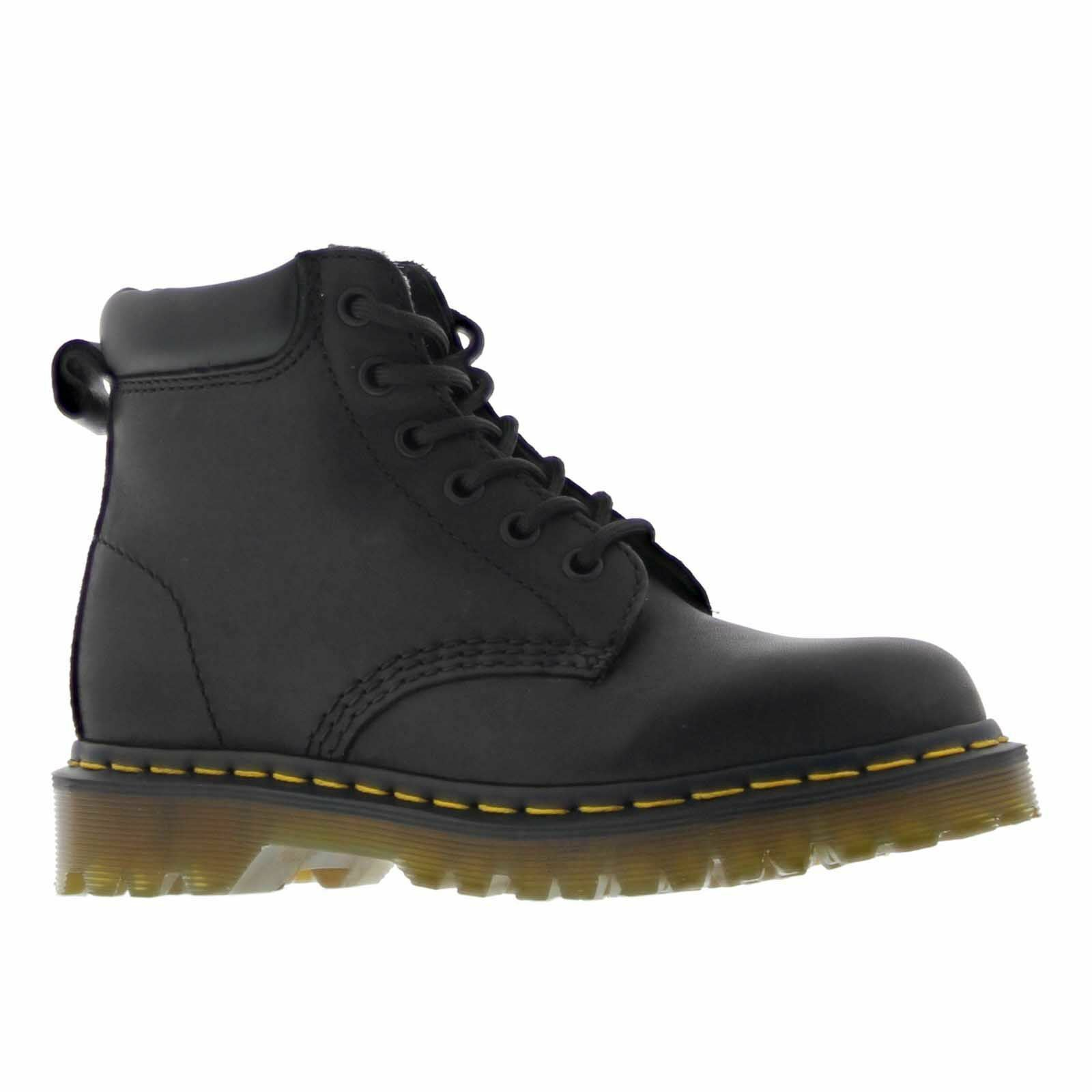 Dr.Martens 939Z Ben Black Leather Womens - Mens Boots - 11292001