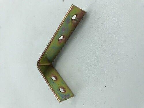 50 mm x 30 mm x 15 mm x 1,5 mm 10 Winkelverbinder Bauwinkel verzinkt G