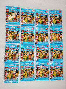 Sealed-Set-Lego-Series-17-Complete-Collectible-Minifigure-71018-Butterfly-Corn