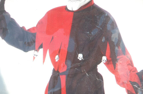 Evil Jester Boy/'s California Costume Halloween Costume F5340