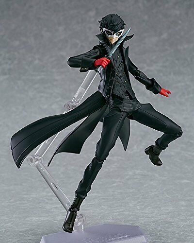 Max Factory figma 363 Persona5 Joker Figure from Japan