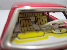 VINTAGE TIN TOY FRICTION CAR MF 234 CHINA COMMUNIST ERA