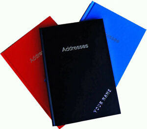 Adresse Téléphone Livre Tout Nom etc que vous voulez personnalisé grande idée cadeau-afficher le titre d`origine nIUvEj2E-07205315-435320932