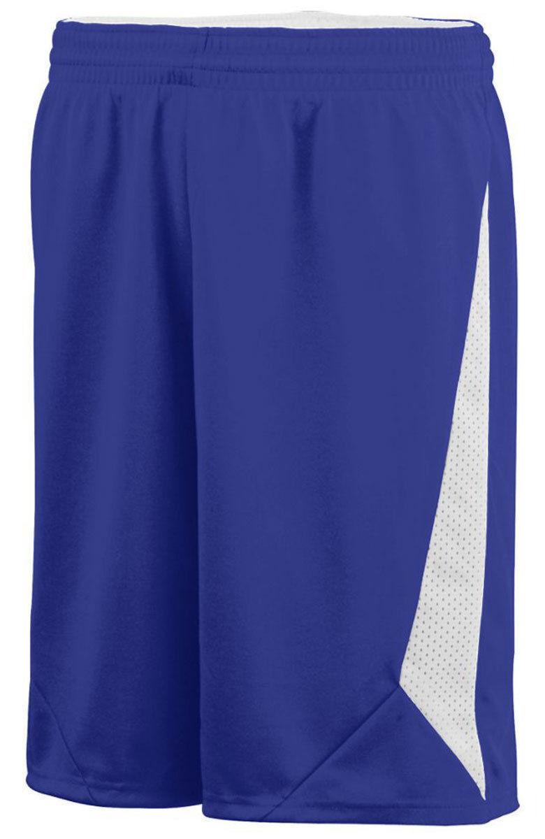 Augusta Sportswear Men's Elastic Waistband Reversible Slam Dunk Short. 1175