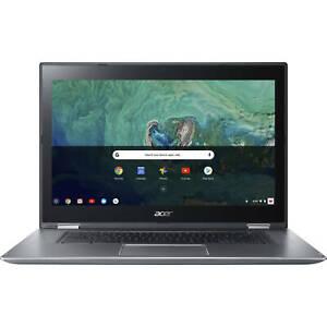 """Acer Chromebook Spin 15.6"""" Intel N4200 1.10 GHz 4GB Ram 32GB Flash Chrome OS"""