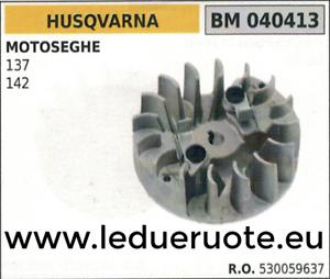 530059637 VOLANTE MAGNÉTICO imán ventilador MOTOSIERRA HUSQVARNA 137 142