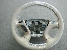 2013-2014 Nissan Pathfinder Leather Steering Wheel - Almond 48430-3KG2B