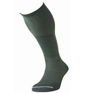 bf3a1f672 Image is loading LORPEN-Hunting-Working-Thermolite-High-Socks-Dark-Green-