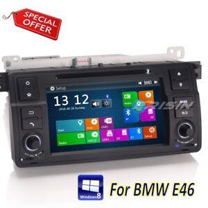 DAB-BMW-E46-Autoradio-M3-Rover-75-MG-ZT-Bluetooth-GPS-SatNavi-SD-TNT-DVR-7162FR
