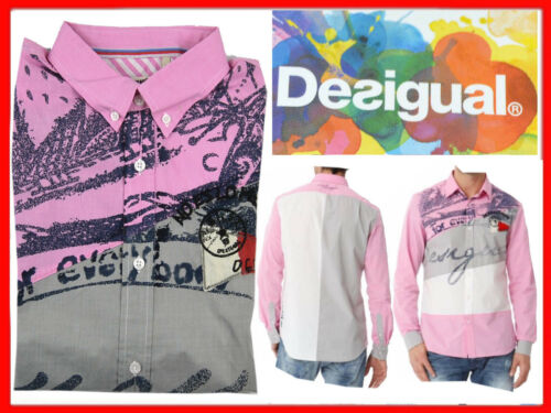 74 T1g To Desigual € Of12 Shirt M Of Balance¡ Man Price wfwqTvxt
