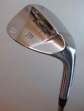 "35 1/2"" Bridgestone Golf J33 Forged Chrome Wedge 56 Degree Dynamic Gold SL"