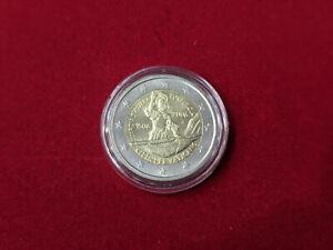 Vatican-Monnaie-officielle-2-Euro-2006-Garde-Suisse-Pontificale-en-capsule