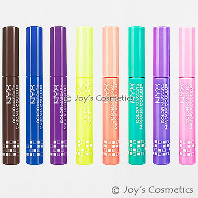 "1 NYX Color Mascara ""Pick Your 1 Color""  *Joy's cosmetics*"