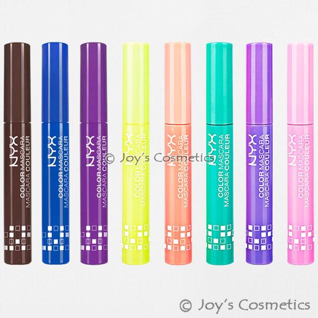 "1 NYX Color Mascara ""Pick Your 1 Color""  *Joy's cosmetics*"