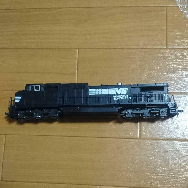 HO Scale Model Train Model KATO Dash 9-40 cw American Type