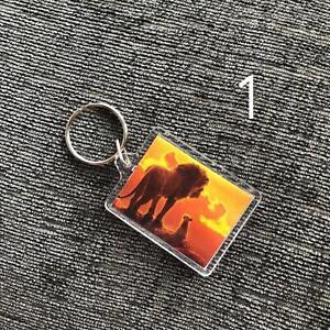 Details About Disney Lion King 2019 Keyring Key Chain Handmade Bag Tag Book Gift Simba