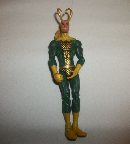 "Super Hero Comic Book Marvel Universe Figure 3-4/"" 3.75/"" Loki"