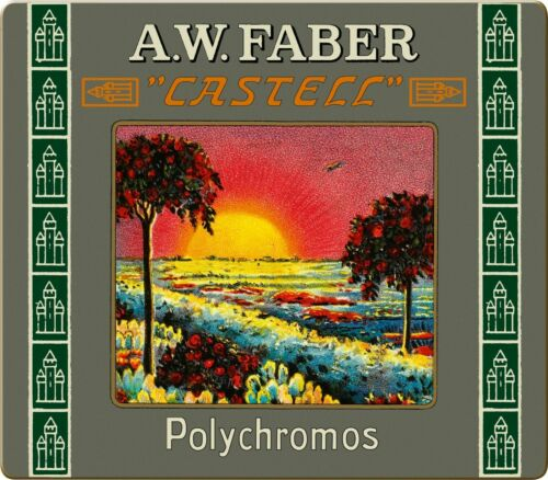 bestprice * Faber Castell Polychromos künstlerfarbstifte 111 años 12 24 36 *