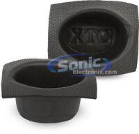 "NEW! The Install Bay VXT57 XTC 5"" x 7"" Foam Car Stereo Speaker Baffles"