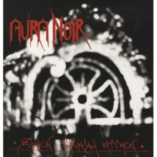 Aura Noir - Black Thrash Attack [New Vinyl LP]