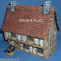 CONFLIX EM6801. MERCHANT'S HOUSE.  28mm Fantasy / Medieval Wargames Scenery