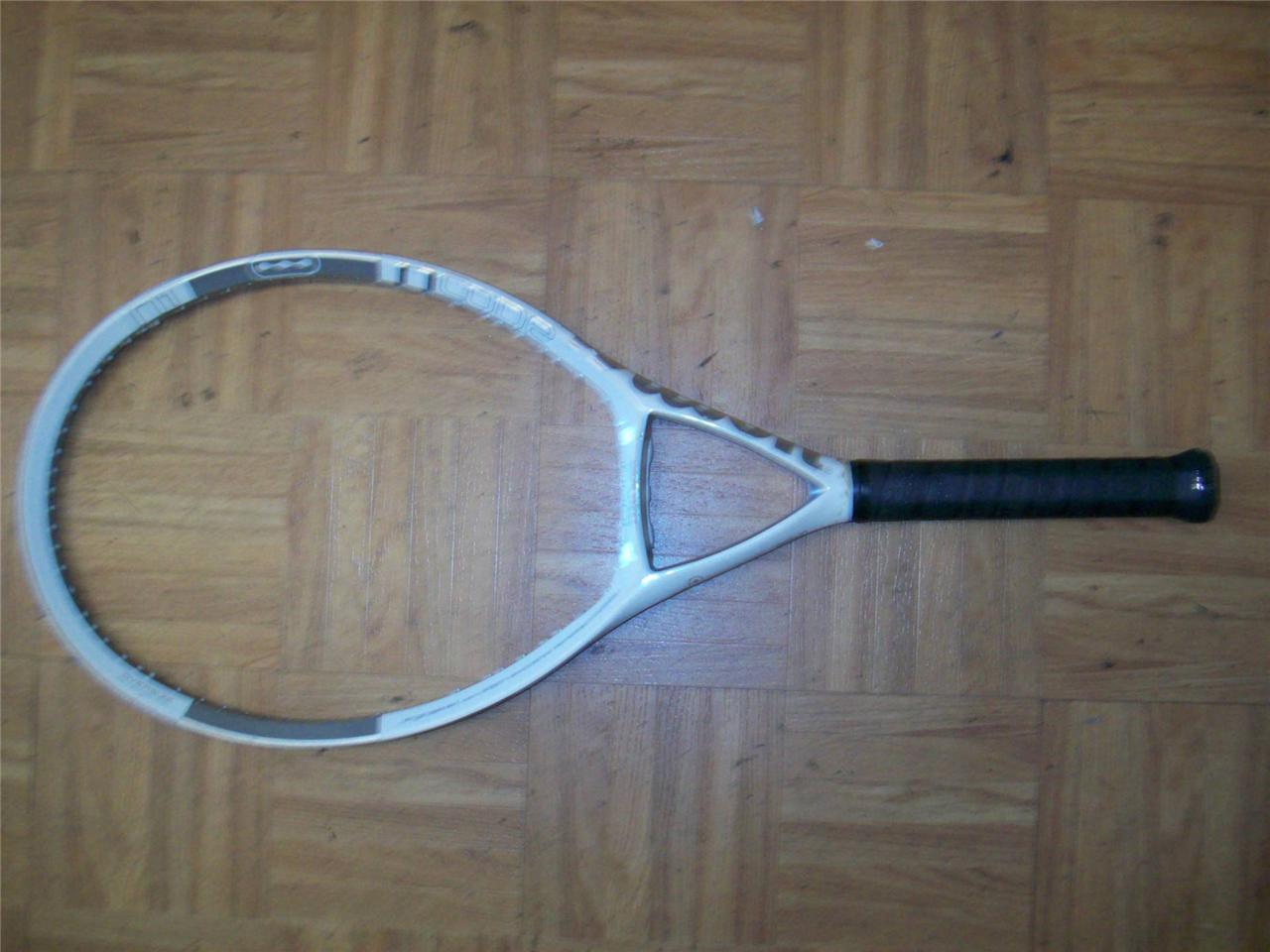 Wilson NCode N1 OverTalla 115 headTalla 4 1 4 de Agarre Tenis Raqueta