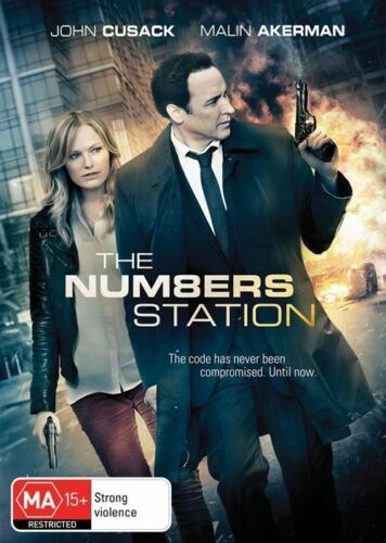 1 of 1 - The Numbers Station (DVD, 2013) 'NEW & SEALED'
