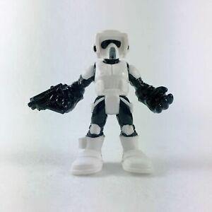 Playskool-Star-Wars-Galactic-Heroes-Imperial-Biker-Scout-trooper-mini-figure