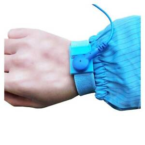 New Anti Static Antistatic Esd Cordless Wrist Strap Band Blue Free Shipping Volume Large Power Tool Accessories Hand & Power Tool Accessories