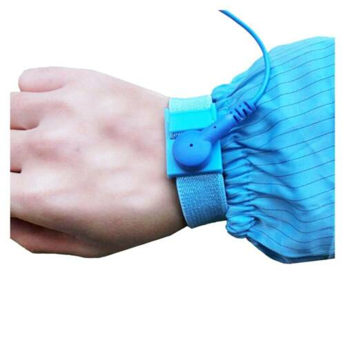 Anti Static PVC Wrist Band ESD Wrist Strap Antistatic Wristband Discharge hot CA