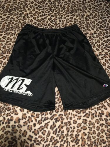 Millencolin Gym Shorts Champion Medium Punk