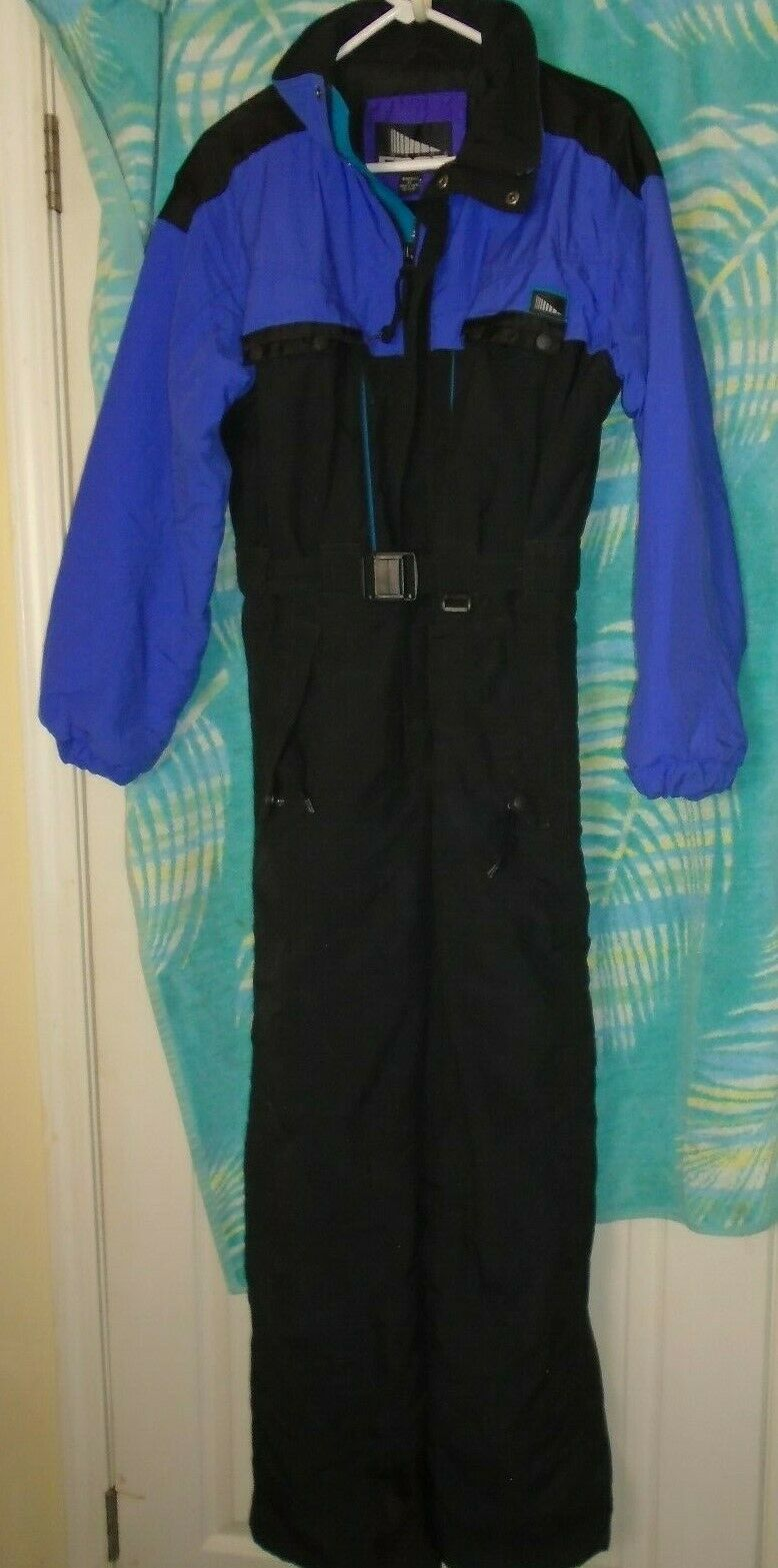 Vintage 90's edge tech snow suit ski suite Größe XL youth