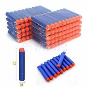 10-50-100-200-Juguete-Pistola-Rellenar-Dardos-Bala-Para-Nerf-N-strike-Series-BC