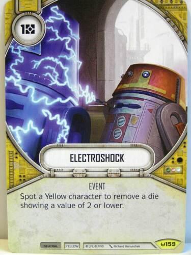 Awakenings #159 Electroshock Star Wars Destiny