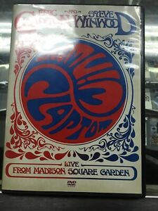 Eric-Clapton-and-Steve-Winwood-Live-From-Madison-Square-Garden-CD-DVD-2009