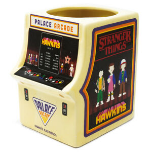 Boxed Mug Ceramic Gift - Stranger Things - Palace Arcade Machine Shaped Mug