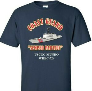 USCGC-MUNRO-WHEC-724-COAST-GUARD-VINYL-PRINT-SHIRT-SWEAT