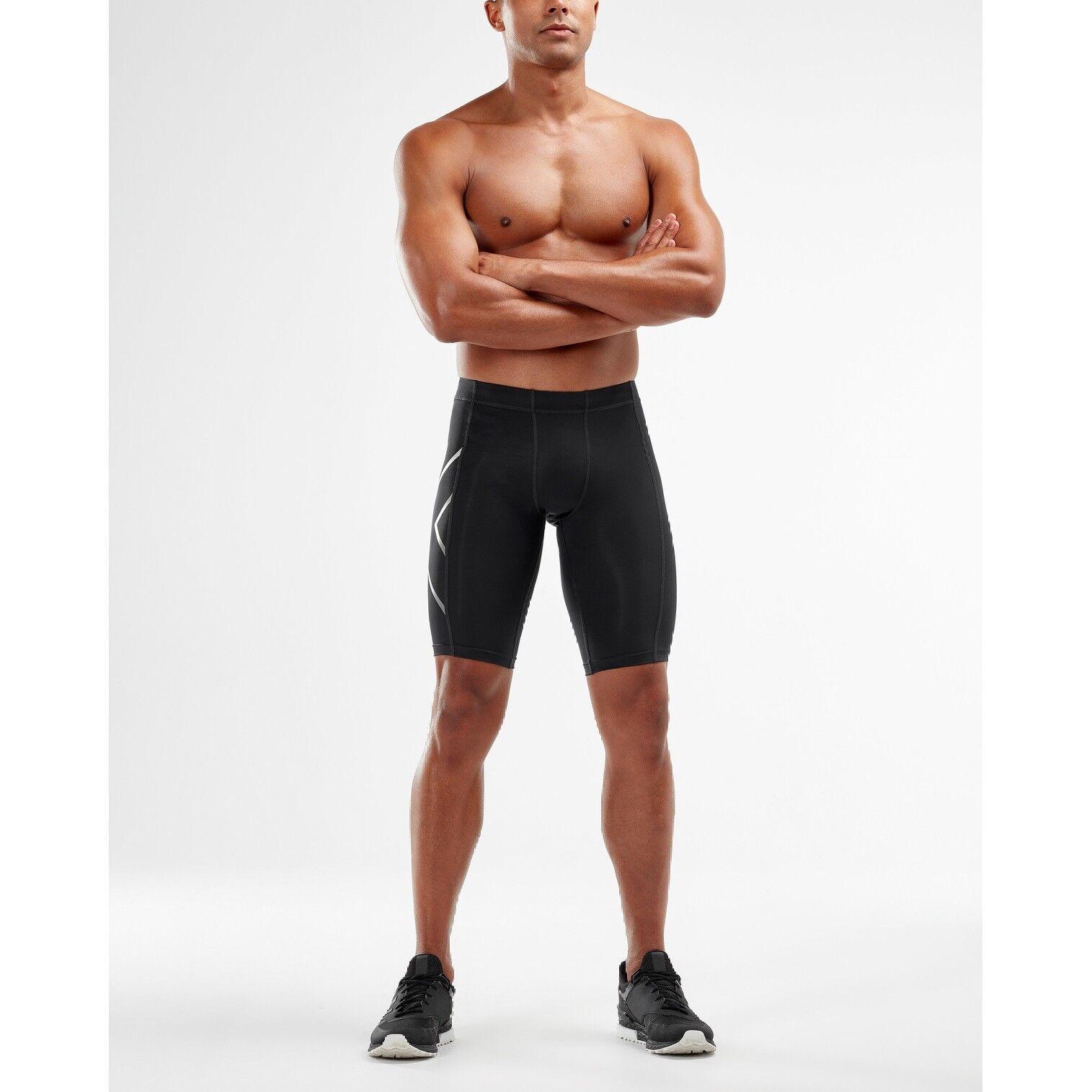 Pantalones cortos de  compresión para hombre Core de 2XU - 2019  tienda de bajo costo