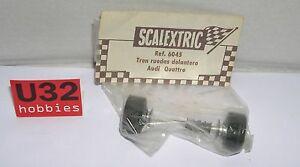 Honest Scalextric Exin 6045 Achse Vordere Komplett Audi Quattro Im Blister Original Elektrisches Spielzeug