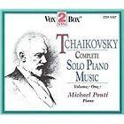 Michael Ponti - Complete Solo Piano Music, Vol. 1 (2000)