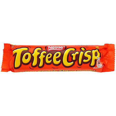 Toffee Crisp 48 x 38g 7613034959287 | eBay