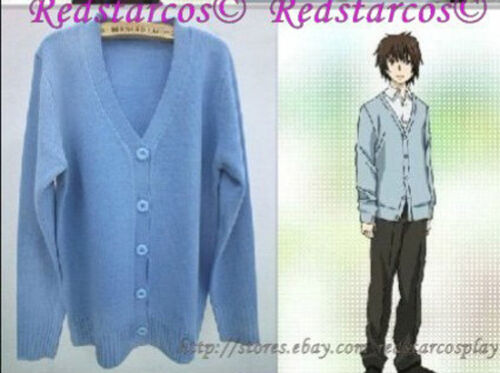 Shion Sweater of New Future City NO.6 Cosplay Costume in Standard Size M