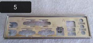 Plaque-Arriere-Pour-Carte-Mere-I-O-Gigabyte-GA-8VM800M-775
