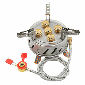 15800W High Camping Five Core Nozzle Fire C2G2