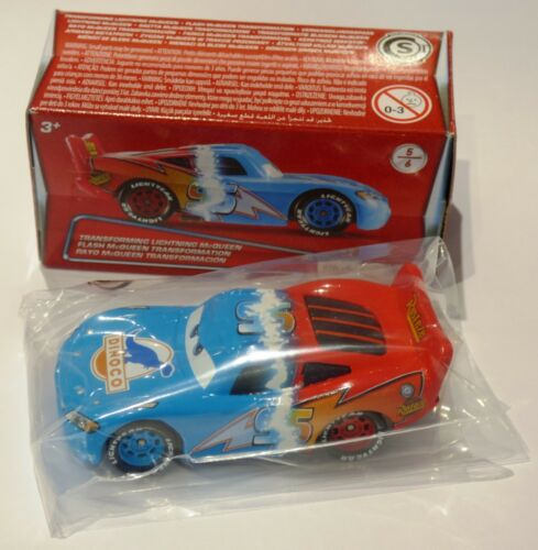 Disney Pixar Cars TRANSFORMING LIGHTNING McQUEEN Rare Over 100 Cars Listed !!