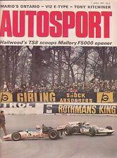 Autosport April 1st 1971 *Questor Ontario Grand Prix*